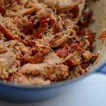 Portuguese, Chicken & Chorizo Jambalaya