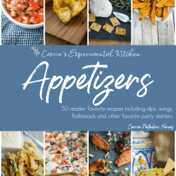 50 Reader Favorite Appetizer Recipes from Carrie's Experimental Kitchen