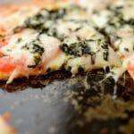 Caprese Fat Head Pizza