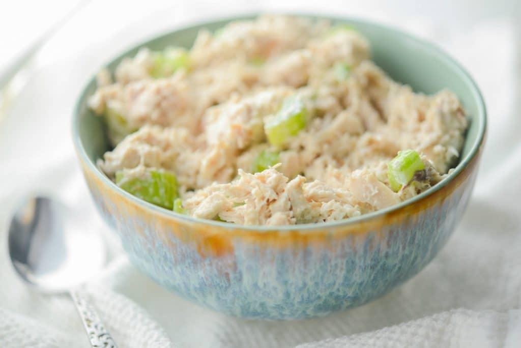 Rotisserie Style Chicken Salad