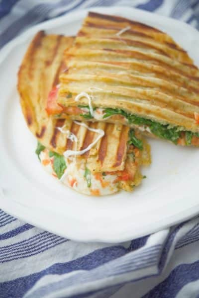 Panera Bread has changed the way they make their popular Tomato Mozzarella Flatbread, but now you can make the original version at home.