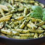 Skillet Pesto Chicken Pasta
