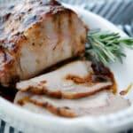 Honey Balsamic Pork Loin