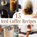 Not sure how to make an iced coffee that tastes like your local coffee shop? Here are 15 Thirst Quenching Iced Coffee Recipes to choose from!
