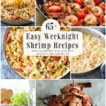 From appetizers, soup, salad, tacos, sandwiches or as a main entree, here are 65+ Easy Weeknight Shrimp Recipes!