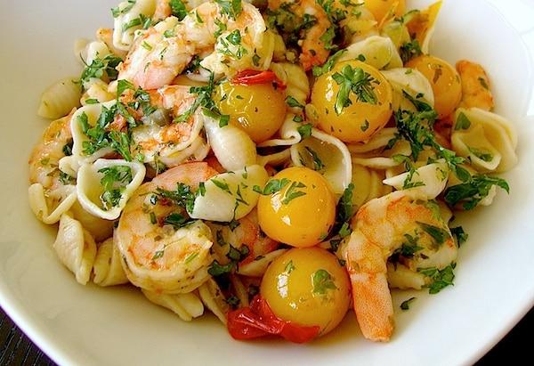 Shell Pasta Shrimp