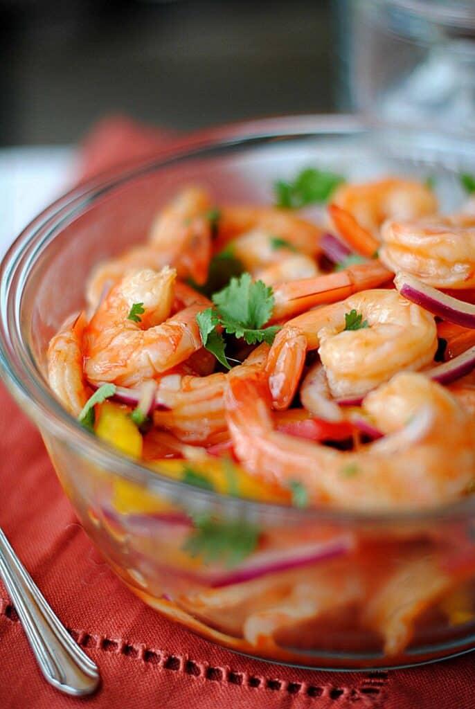 Chipolte Shrimp Cocktail