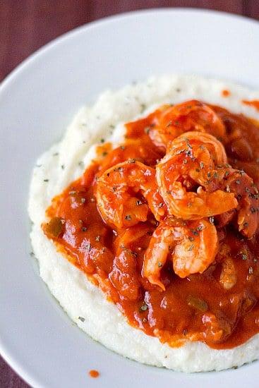 Creole Shrimp Grits