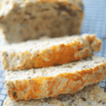 apple cheddar bread long pin