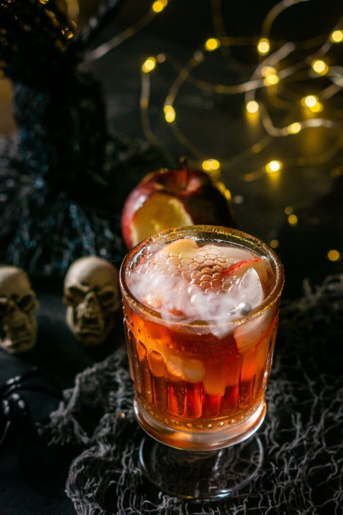 Poisoned Orchard Cocktail